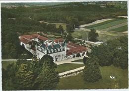 Neuville-Vue Aérienne-Château Des Moulins (CPSM) - Other Municipalities