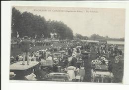 Cpa Cabannes, Les Courses, Beau Plan, Peu Connue,  Voyagée,voir Scann (tous Frais + 1,40 - France
