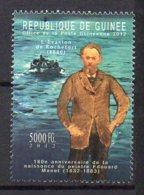 GUINEA. ART. EDOUARD MANET. MNH (5R0236) - Künste