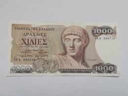 GRECIA 1000 DRACHMAI 1987 - Greece