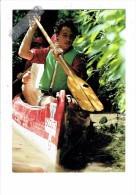 Scoutisme - SCOUTS DE FRANCE - Sport Garçon Canoë - Scouting