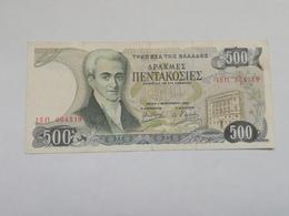 GRECIA 500 DRACHMAI 1983 - Grecia