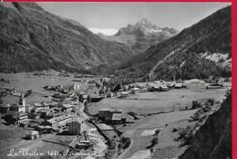 CARTOLINA VG ITALIA - LA THUILE (AO) - Panorama - 10 X 15 - ANN. 1964 - Italia