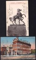 RUSSIA - RUSSIE --- ST PETERSBOURG -  2 Cartes - Russie
