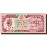 Billet, Afghanistan, 100 Afghanis, 1979-1991, KM:58a, SPL+ - Afghanistan