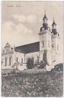 Lithuania Lietuva Litauen 1916 Szadow Seduva Sheduva Kirche Church, Radviliskis - Lithuania