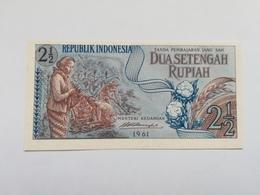 INDONESIA 2  RUPIAH 1961 - Indonesia