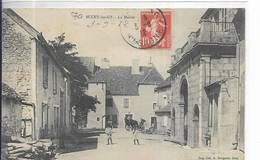 70 - Bucey-les-Gy - La Mairie - Autres Communes