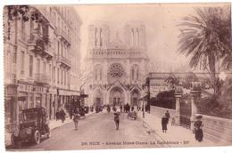4555 - Nice ( 06 ) - Avenue Notre-Dame ( La Cathédrale ) - B.F. - N°116 - - Monuments, édifices