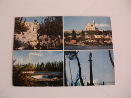Postcard Postal De Portugal Alhandra Busto Dr. Sousa Martins Igreja Piscina E Forte - Lisboa
