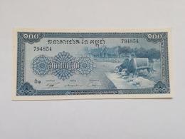 CAMBOGIA 100 RIELS - Cambodia