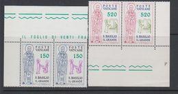 Vatican City 1979 S. Basilio 2v 2x ** Mnh (42789D) - Ongebruikt