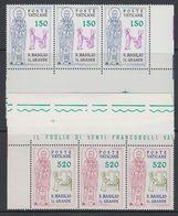 Vatican City 1979 S. Basilio 2v 3x ** Mnh (42789E) - Ongebruikt