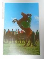 D163803 China Inner Mongolia - Traditional Sports - Horses - Festival  Ca 1970's - Mongolia