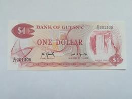 GUYANA 1 DOLLAR - Guyana