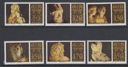 Vatican City 1977 Vatikanischen Museen 6v ** Mnh (42790) - Ongebruikt