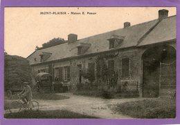 MONT-PLAISIR - Maison E.PORION  - - Otros Municipios