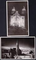 2 X PHOTOCARD ROMANIA - CLUJ KOLOZSVAR - Original Photo 1933 - Roumanie