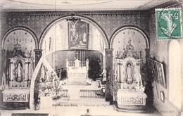 88 - Damas Aux Bois : Intérieur De L'Eglise - CPA écrite - France