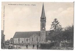 NOTRE DAME DE CENILLY - L'Eglise (vue Animée) - Autres Communes