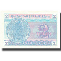 Billet, Kazakhstan, 2 Tyin, 1993, 1993, KM:2a, SPL+ - Kazakhstan