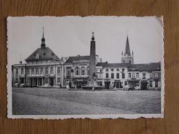 RENAIX RONSE Grote Markt En Stadhuis Grand'Place Hôtel De Ville  Flandre Belgique Carte Postale - Renaix - Ronse