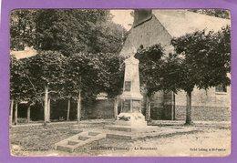 HERISSART - Le Monument - - France