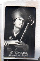 46-vecchio Santino San Gennaro - Andachtsbilder