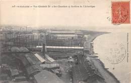 SAINT NAZAIRE - Vue Générale N° 2 Des Chantiers Et Ateliers De L'Atlantique - Saint Nazaire