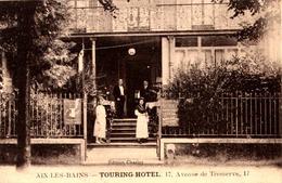 [73] Savoie > Aix Les Bains / TOURING  HOTEL - Aix Les Bains