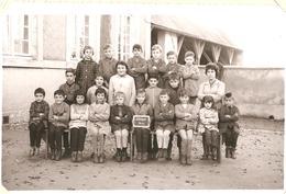 Germigny - Yonne - Photo De Classe 1961 - 62 - Places