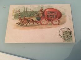 Ancienne Carte Postale - Illustrateur - Illustrateurs & Photographes