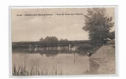 70 - BRESILLEY ( Haute-Saône )   - Vue Du Pont Sur L' Ognon - Autres Communes