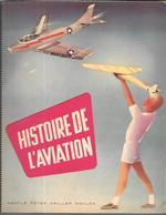 AL33 - ALBUM CHROMOS CHOCOLAT NESTLE - HISTOIRE DE L'AVIATION - Albums & Katalogus