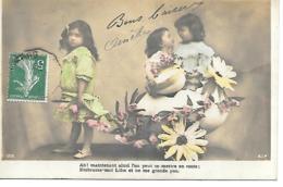ENFANTS BAMBINI CHILDREN KINDEREN FILLETTES - Portraits