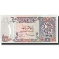 Billet, Qatar, 1 Riyal, KM:13a, NEUF - Qatar