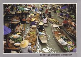 CPM THAILANDE Floating Market Damnernsaduok In Rajchaburi - Thailand