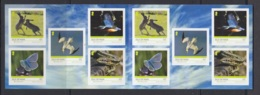 4.- ISLE OF MAN 2019 Isle Of Man Wildlife - VVD Self Adhesive Booklet - Isle Of Man