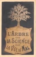 Thèmes - Carte Photo à Identifier - 10711 - Culte Antoiniste - Photographie