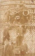 Thèmes - Carte Photo à Identifier - 10722 - Ouvriers - Photographie