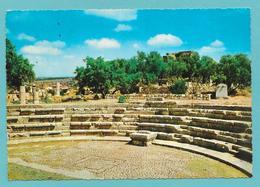 LIBAN LEBANON BYBLOS THE PHOENICIAN LITTLE THEATRE 1966 - Libano