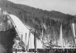 Slovénie - PLANICA - Slovenija, Jugoslavija - Saut à Ski-Tremplin - Combiné Nordique - Georges Berthet Morez, Voir Texte - Slovénie