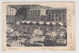Salerno. Piazza Del Mercato. - Salerno