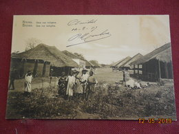 CPA - Bissau - Une Rue Indigène - Guinea Bissau