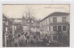 Trissino. Piazza Municipio. - Vicenza