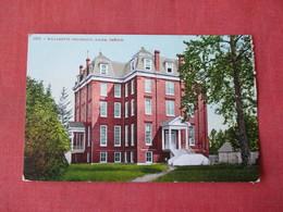 Willamette University Salem- Oregon    Ref 3363 - Salem