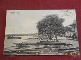 CPA - Bissau -Le Warf - Guinea-Bissau