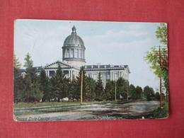 Oregon State Capitol Salem  Oregon    Ref 3363 - Salem
