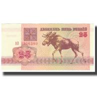 Billet, Bélarus, 25 Rublei, 1992, 1992, KM:6a, SPL+ - Belarus