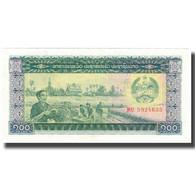 Billet, Lao, 100 Kip, Undated (1979), KM:30a, SUP+ - Laos